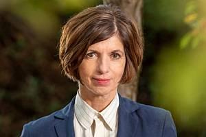 Porträt von Professerin Jutta Almendinger