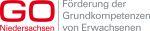 Logo von GO Niedersachsen Förderung der Grundkompetenzen von Erwachsenen