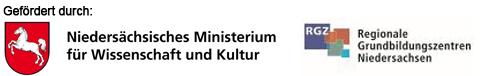 Logo des Niedersächsischen Ministerium für Wissenschaft und Kultur